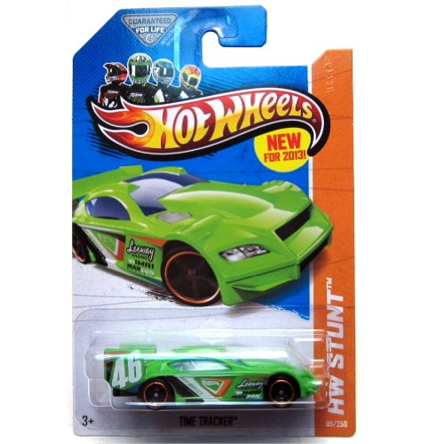Hot Wheels HW Stunt 95/250 Time Tracker