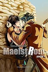 MAELSTROM  - Partie 1 | MxM Science-fiction (Yaoi)