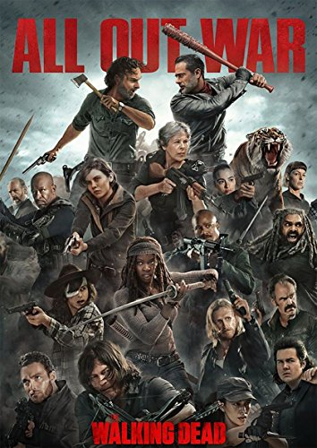 Instabuy Poster The Walking Dead G - A3 42x30 cm