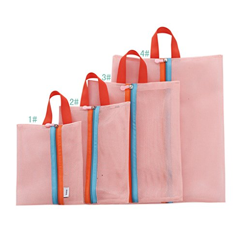 set-of-4-home-travel-storage-bag-witery-volume-lightweight-nylon-clothes-underwear-tidy-packing-bag-