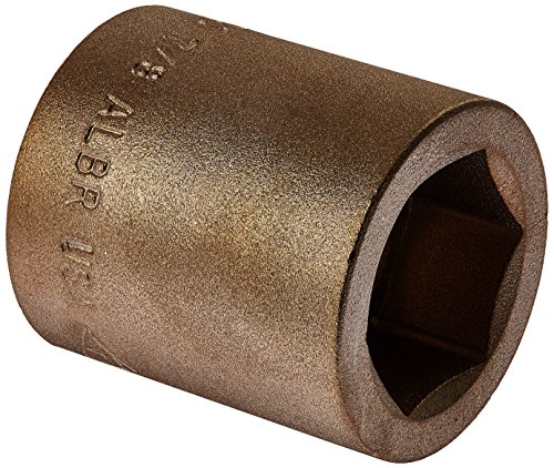 Ampco Safety Tools SS-1/2D7/8Sockel, Standard, non-sparking, antimagnetisch, korrosionsbeständig, 1/5,1cm Antrieb, 7/20,3cm -