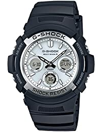 CASIO Men's Watch G-SHOCK the world six stations Solar radio AWG-M100S-7AJF Japan Import