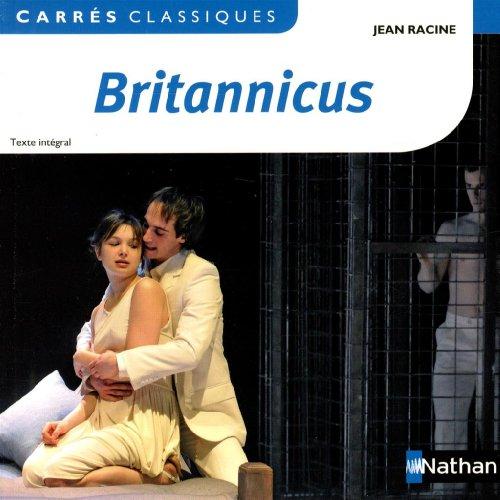 Britannicus par Racine