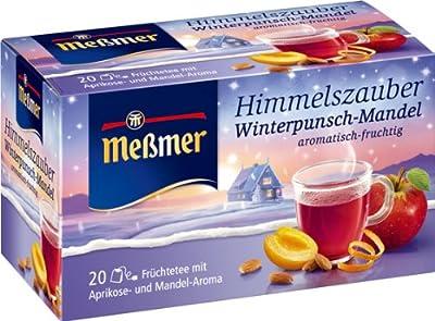 Meßmer Himmelszauber, Winterpunsch/Mandel 20 TB, Winterpunsch/Mandel 20 TB
