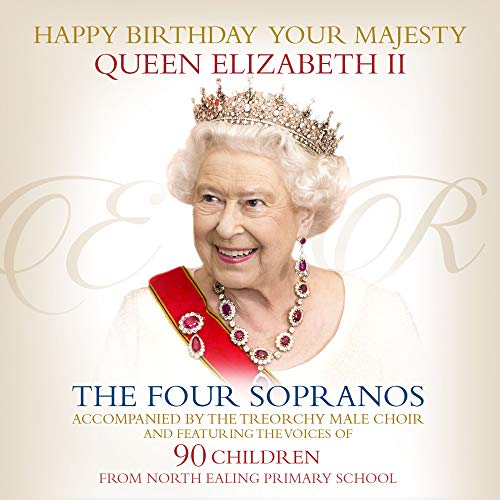 Happy Birthday Your Majesty Queen Elizabeth II (feat., usado segunda mano  Se entrega en toda España