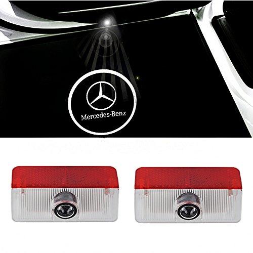 Preisvergleich Produktbild ColorBuy Türlicht Projektor Logo Tür Einstiegsbeleuchtung Einstiegslicht Autotür (1)