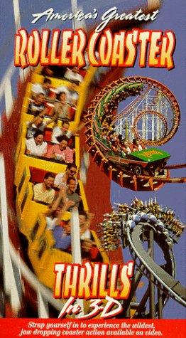 Preisvergleich Produktbild America's Greatest Roller Coaster Thrills in 3D [VHS]