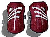 adidas +Predator TPR Schienbeinschützer rot / Shinguards, Größe:M