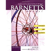 Barnett's Manual, Vol.4: Appendix and Worksheets by John Barnett (2000-09-30)