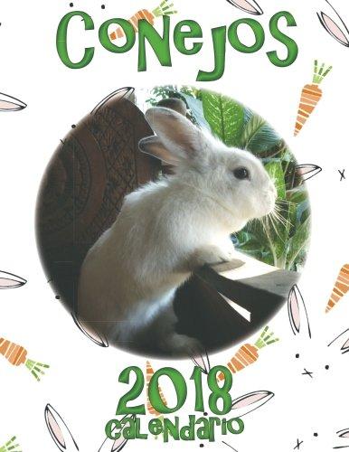 Conejos 2018 Calendario (Edición...