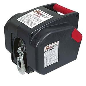 Argano verricello elettrico con telecomando 065992 for Argano elettrico 220v con telecomando