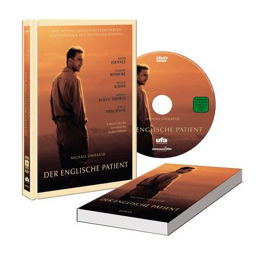 Bild von Der englische Patient (Buch-Sonderedition) [2 DVDs]