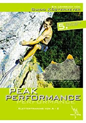 Peak Performance: Klettertraining von A bis Z