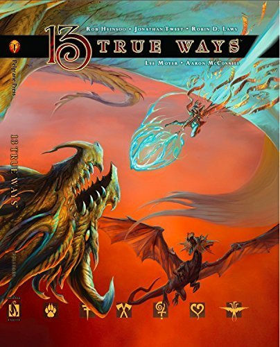 13 True Ways by Rob Heinsoo (2014-09-13)