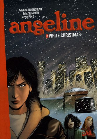 Angeline, Tome 3 : White Christmas