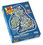 Gibsons - Jigmap 150 Piece Jigsaw Puzzle