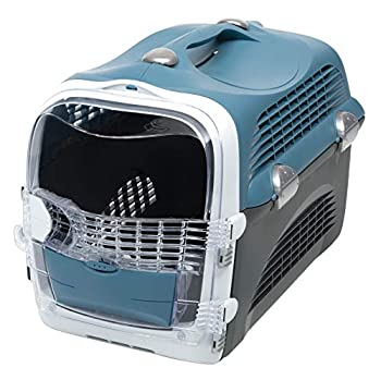 Cat it Catit Cabrio de Transport Bleu Gris