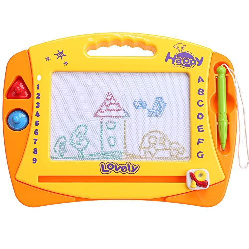 arshiner-kids-magnetic-drawing-board-game-for-baby-toddler-colorful-erasable-large-size-doodle-sketc