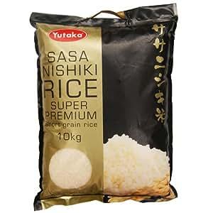 Yutaka Sasa Nishiki Rice 10kg