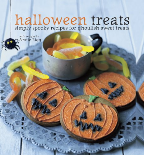 mply spooky recipes for ghoulish sweet treats (English Edition) ()