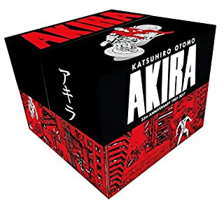 Akira 35th Anniversary Box Set (1632364611) | Amazon price tracker / tracking, Amazon price history charts, Amazon price watches, Amazon price drop alerts