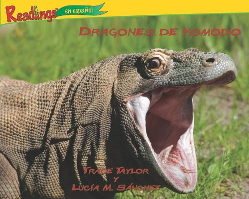 Dragones de Komodo (Komodo Dragons) (Readlings en espanol)