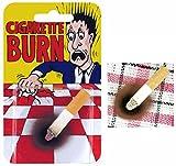 Funny Man - Pellicola con finta bruciatura di sigaretta, per superfici