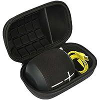 Pour Ultimate Ears UE WONDERBOOM Enceinte Bluetooth étanches EVA Dur Cas étui de Voyage Housse par Khanka