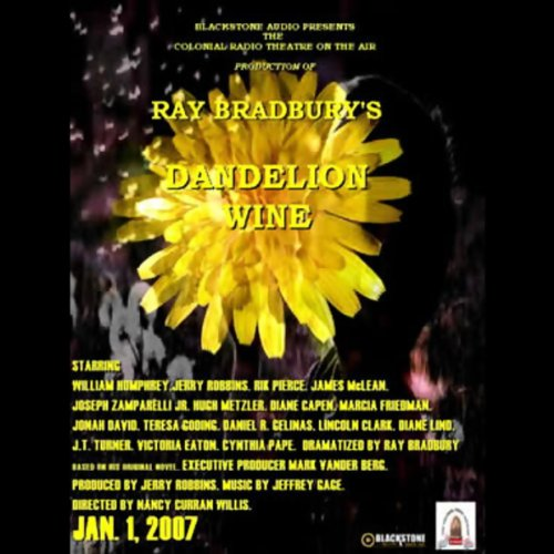 Dandelion Wine (Dramatized)  Audiolibri
