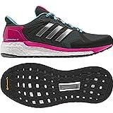 Adidas Supernova St W, Zapatillas para Mujer, Negro (Negbas/Plamet/Rosimp), 38 EU