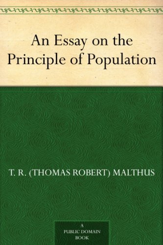 An Essay on the Principle of Population (English Edition)