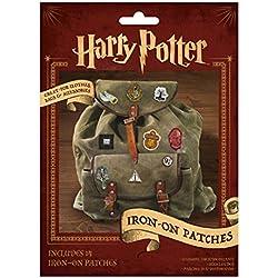 Toppe Harry Potter, termoadesiva, multicolore