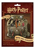Una targhetta vivigade di Harry Potter con stampa Iron On Set - 14.