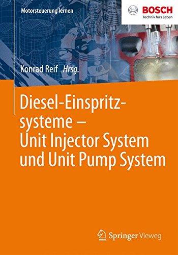 Diesel-Einspritzsysteme Unit Injector System und Unit Pump System (Motorsteuerung lernen) -