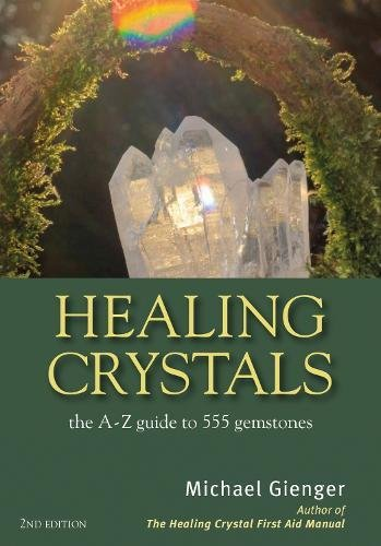 Healing Crystals Cover Image