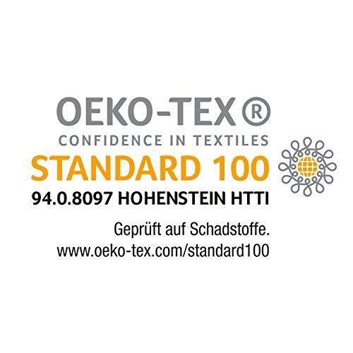 Ravensberger NATURA LUX 100% NATUR-Latex Topper Matratzen Auflage LATEXCO Latex RG 75 - 7
