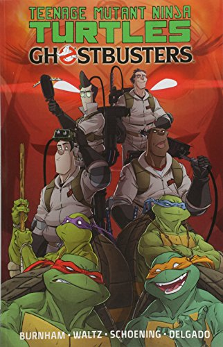 Teenage Mutant Ninja Turtles/Ghostbusters