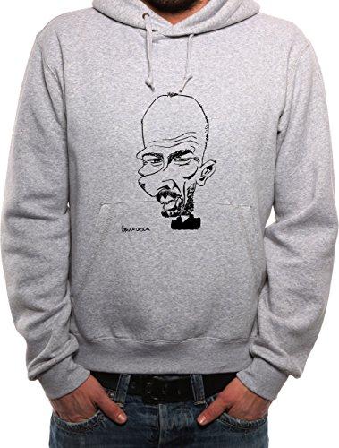 mister-merchandise-homme-sweat-a-capuche-hoodie-pep-josep-guardiola-karikatur-men-pull-taille-xxl-co