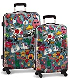 fabrizio 4-Rad Trolley-Set Patches 9800 patches