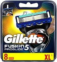 Gillette Fusion ProGlide Power Cuchillas de afeitar para hombres 8unidades