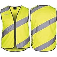 Wowow 016015Gilet haute visibilité, L, jaune