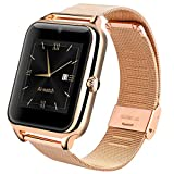 Zaptin Luxury Z50 Smart Watch Support SIM TF GPRS NFC for Android iOS