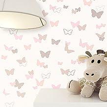 babyzimmer tapete mädchen - Suchergebnis auf Amazon.de für