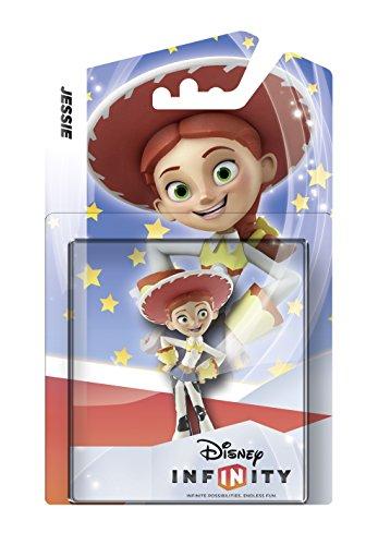 Disney Infinity 1.0 Jessie Figure (Xbox One/PS4/PS3/Nintendo Wii U/Xbox 360) [Importación Inglesa] 512HktfGSJL