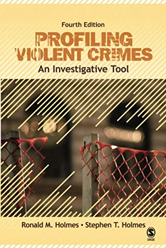 Profiling Violent Crimes: An Investigative Tool PDF Books