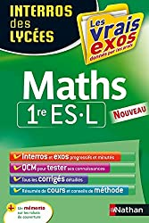 Interros des Lycées Maths 1re ES.L