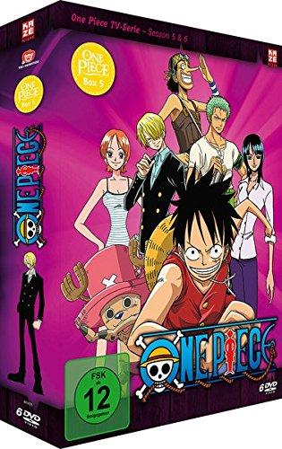 One Piece - TV-Serie, Vol. 5 (6 DVDs)