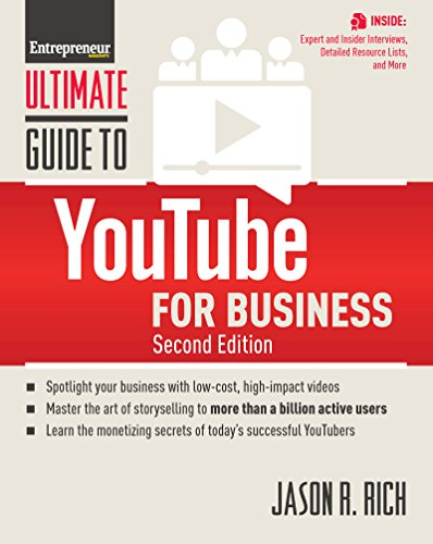 Ultimate Guide to YouTube for Business (Entrepreneur Magazine's Ultimate Guide)