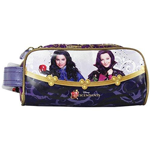 Disney descendants astuccio trucco beauty case make up pochette