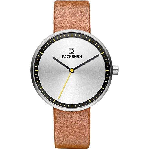 Jacob Jensen 'Strata' reloj mujer 281
